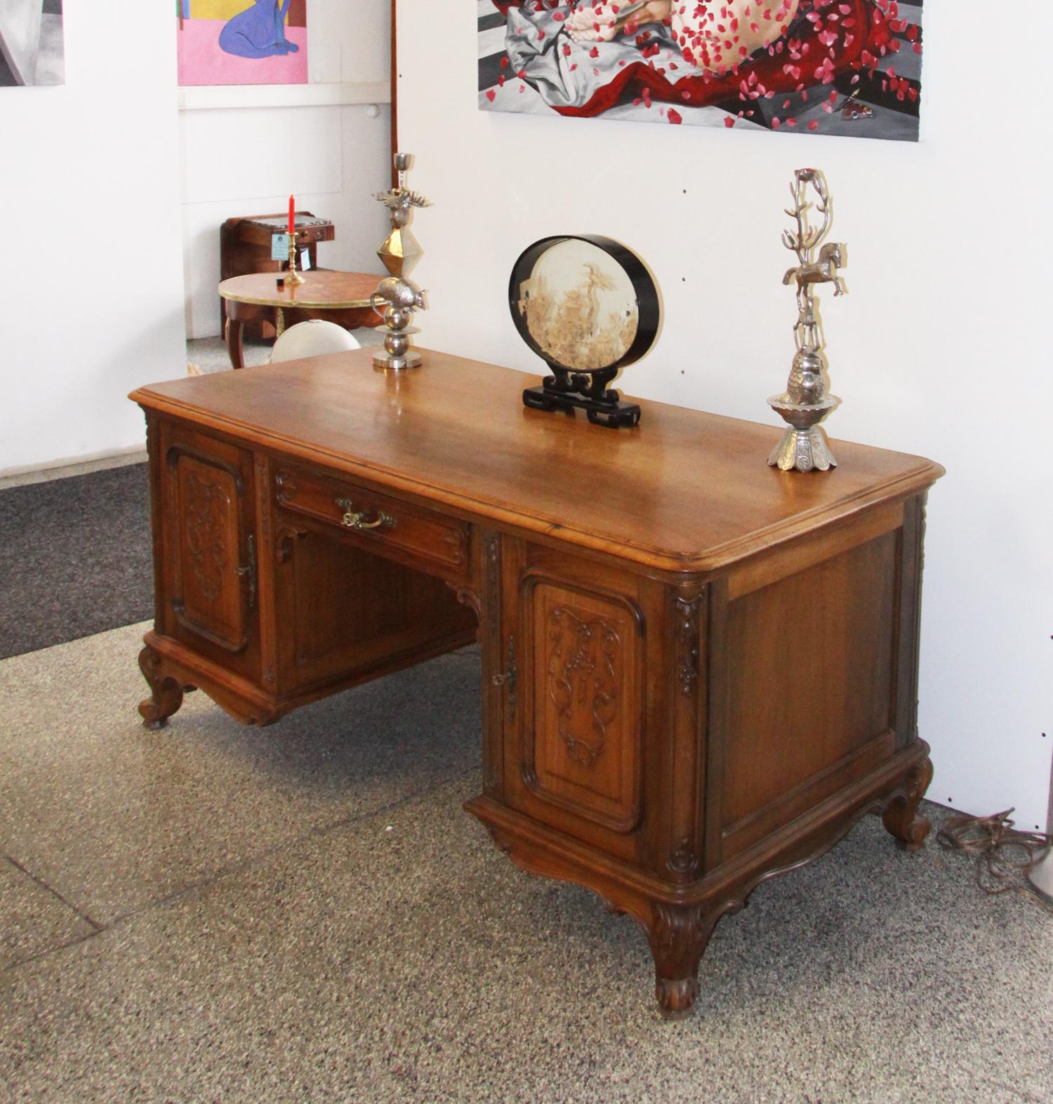 sk12e, Schreibtisch. Louis Philipp.