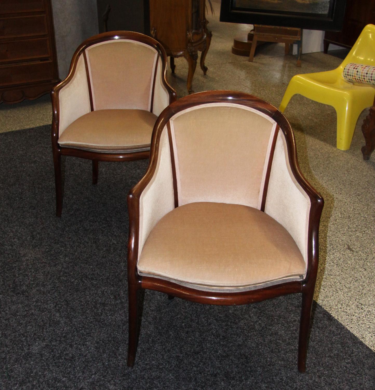 sm12. Paar Sessel.