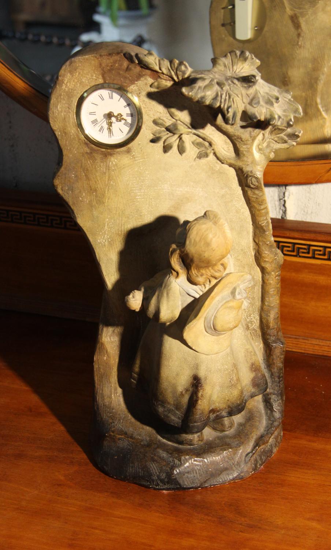K42,Uhr Keramik.